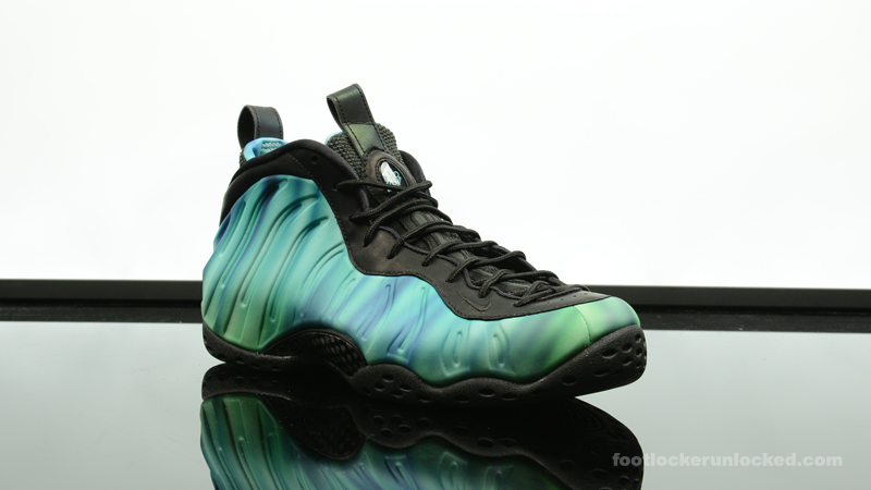 size 40 7d515 f763d ... Foot-Locker-Nike-Air-Foamposite-One-Northern-Lights- ...