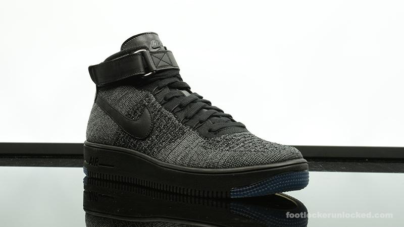 Nike Air Force 1 Ultra Flyknit – Foot