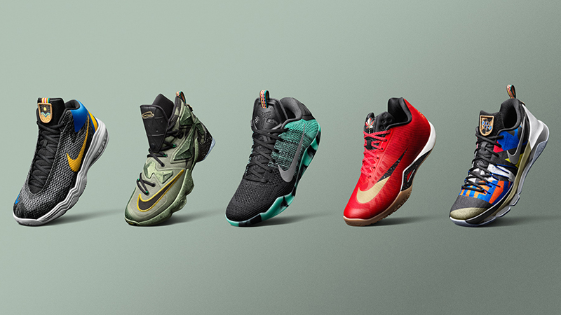 Nike Basketball Sport Royalty Collection – Foot Locker Blog cd431ba77