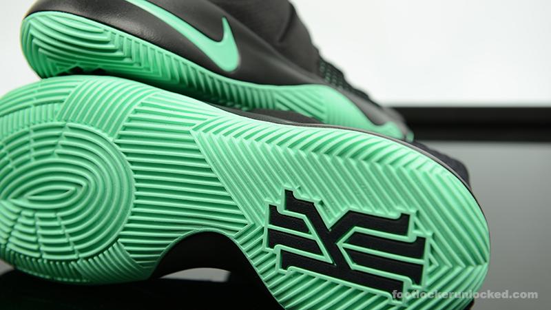 detailing 2b562 c6fff ... Foot-Locker-Nike-Kyrie-2-Green-Glow-7 ...