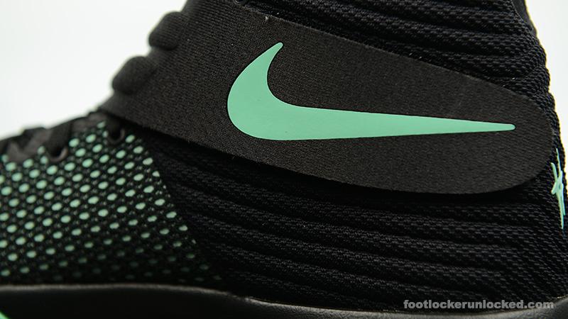 official photos 95107 2b10d ... Foot-Locker-Nike-Kyrie-2-Green-Glow-9 ...