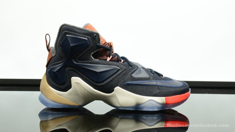"separation shoes e1e11 40b24 Nike LeBron 13 Limited ""Multi"" – Foot Locker Blog"