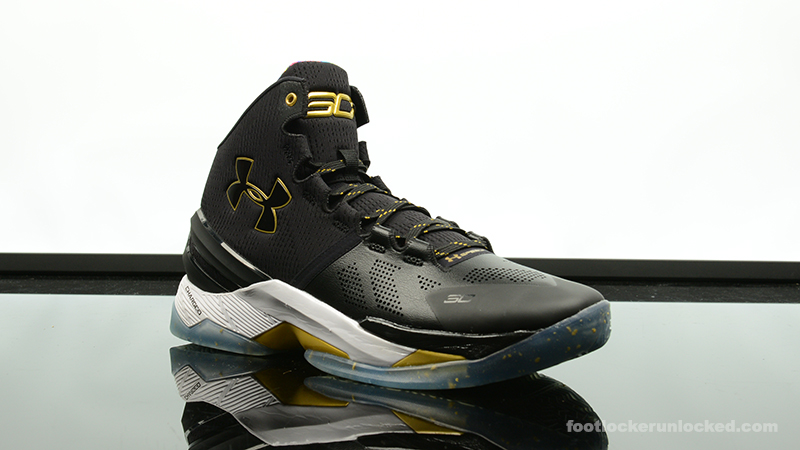 "hot sale online 767cf 57662 Under Armour Curry 2 ""Elite"" – Foot Locker Blog"