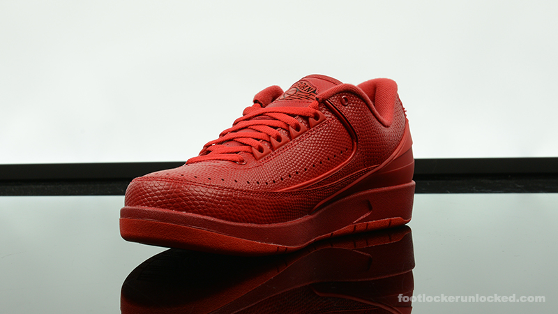 "526f1b57bb5c Air Jordan 2 Retro Low ""Gym Red"" – Foot Locker Blog"