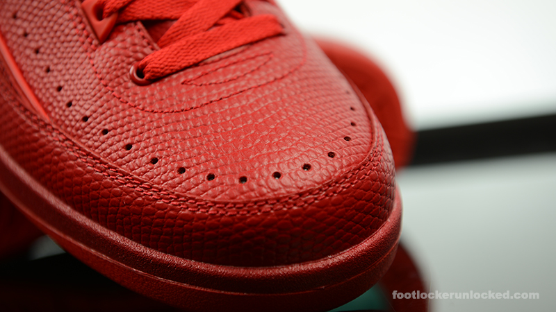 "0eceb5cbacdbfd Air Jordan 2 Retro Low ""Gym Red"" – Foot Locker Blog"