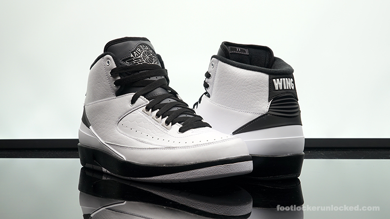 "huge selection of eeea0 809ae Air Jordan 2 Retro ""Wing It"" – Foot Locker Blog"