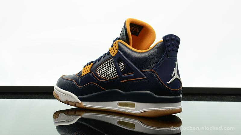 """urzędnik trampki sekcja specjalna Air Jordan 4 Retro """"Dunk From Above"""" – Foot Locker Blog"""