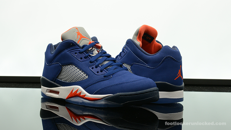 "c3da60d982b9 Air Jordan 5 Retro Low ""Royal Blue"" – Foot Locker Blog"