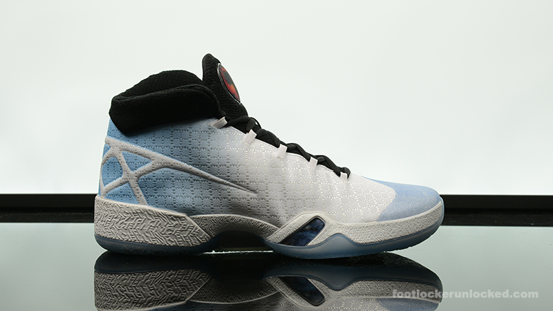 "cca24eb56eb5a4 Air Jordan XXX ""UNC"" – Foot Locker Blog"