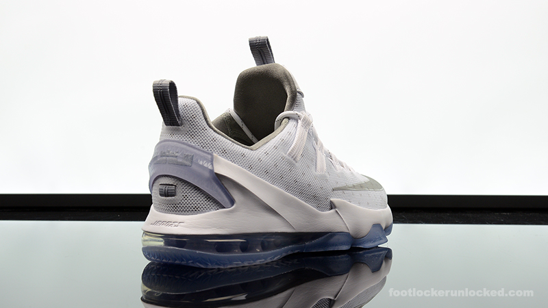 302751a2d8c ... canada foot locker nike lebron 13 low white silver 2c323 363dc