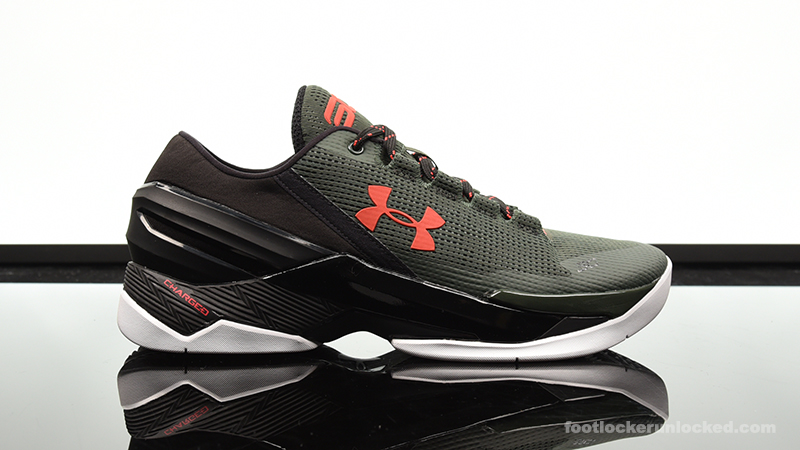 "competitive price e924e 03b28 Under Armour Curry 2 Low ""Hook"" – Foot Locker Blog"