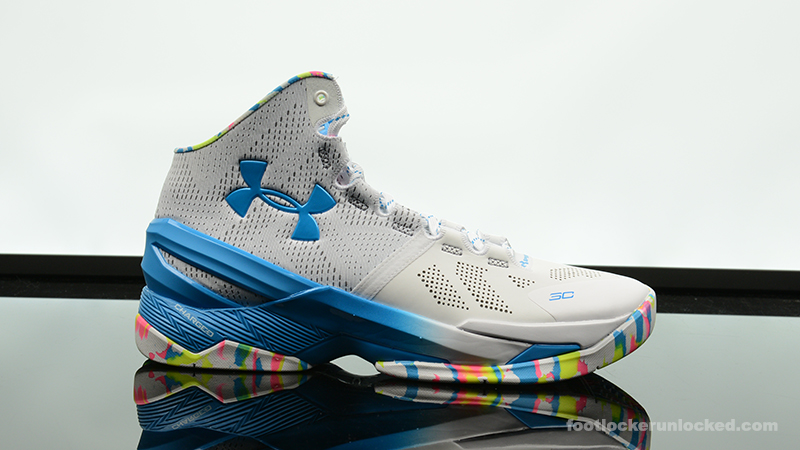 "timeless design 310d8 e4b47 Under Armour Curry 2 ""Surprise Party"" – Foot Locker Blog"