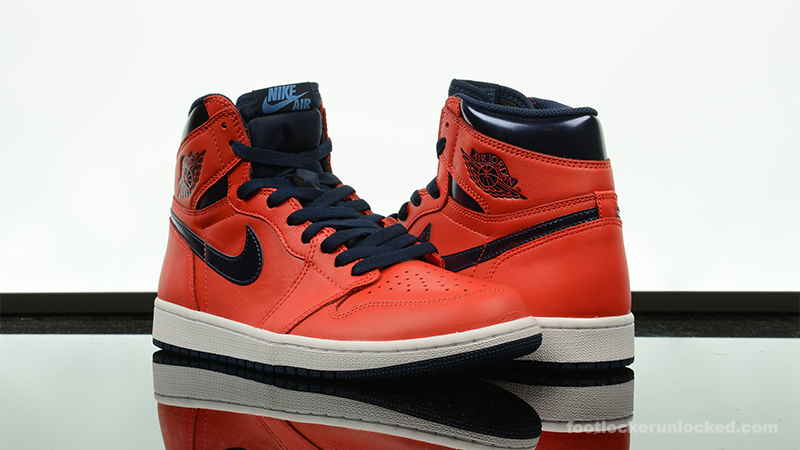 "8009c0f8d2f4 Air Jordan 1 Retro High OG ""On Air"" – Foot Locker Blog"