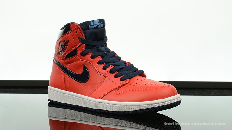 "premium selection 4c53e 8b3b1 Air Jordan 1 Retro High OG ""On Air"" – Foot Locker Blog"