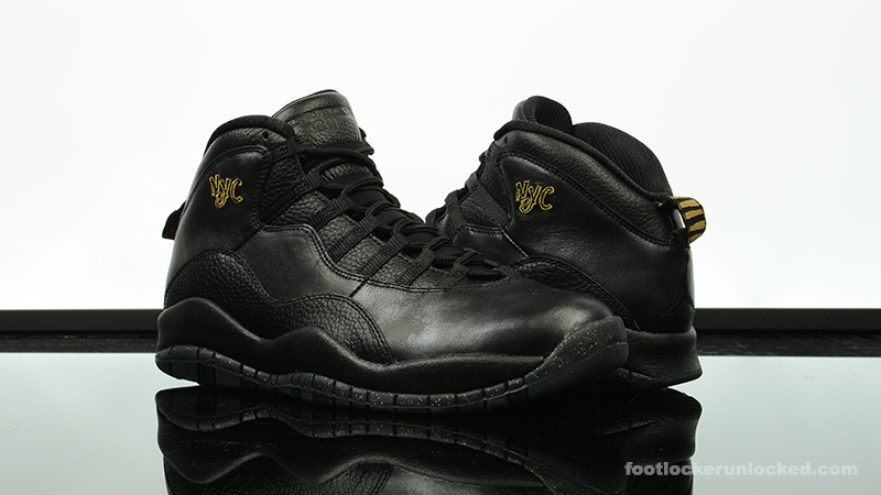 "99d2aeafe26 Air Jordan 10 Retro ""NYC"" – Foot Locker Blog"