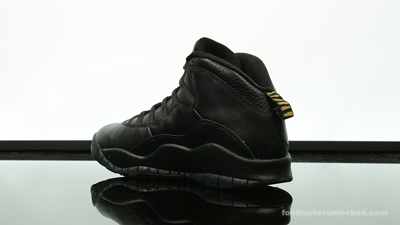 """Air Jordan 10 Retro """"NYC"""" – Foot Locker"""