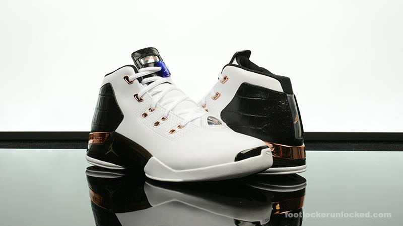"a601ee50974 Air Jordan 17+ Retro ""Copper"" – Foot Locker Blog"