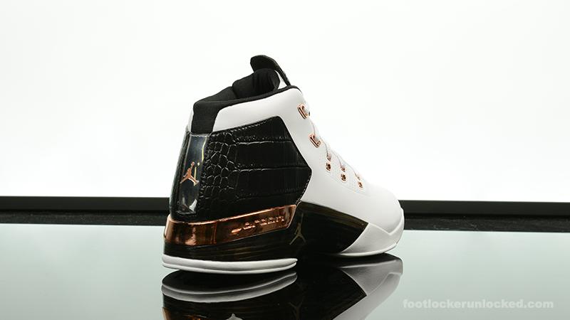 "2c5253db420f58 Air Jordan 17+ Retro ""Copper"" – Foot Locker Blog"