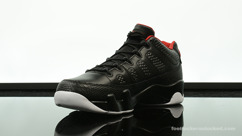 new products 3c79a 94a08 ... Foot-Locker-Air-Jordan-9-Retro-Low-Black- ...
