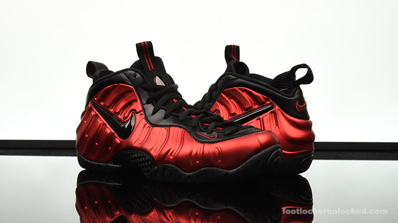 "ea65a6c1c24176 Nike Air Foamposite Pro ""University Red"" – Foot Locker Blog"