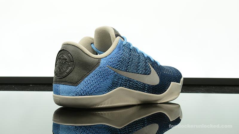 detailed look c9602 6bad2 ... Foot-Locker-Nike-Kobe-XI-Brave-Blue-6 ...