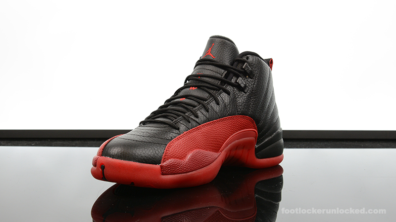 outlet store f6435 bd024 ... Foot-Locker-Air-Jordan-12-Retro-Flu-Game- ...