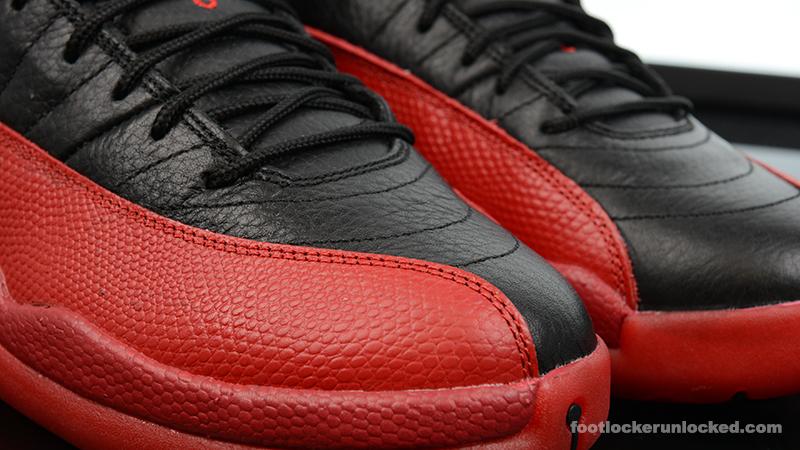 """d4a35f63e9b8ae Air Jordan 12 Retro """"Flu Game"""" – Foot Locker Blog"""