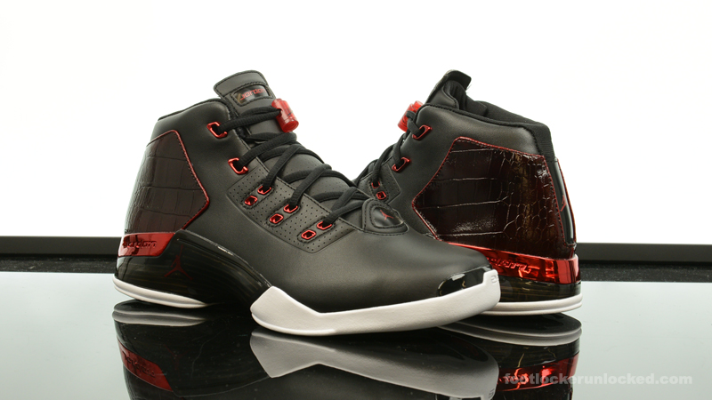 "14fc287a2911 Air Jordan 17 + Retro ""Gym Red"" – Foot Locker Blog"