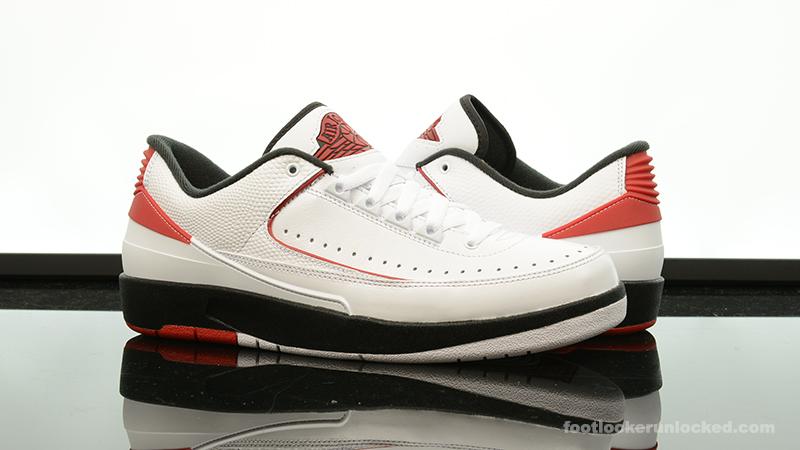 "new styles e09ee df8a3 Air Jordan 2 Retro Low ""Bred"" – Foot Locker Blog"