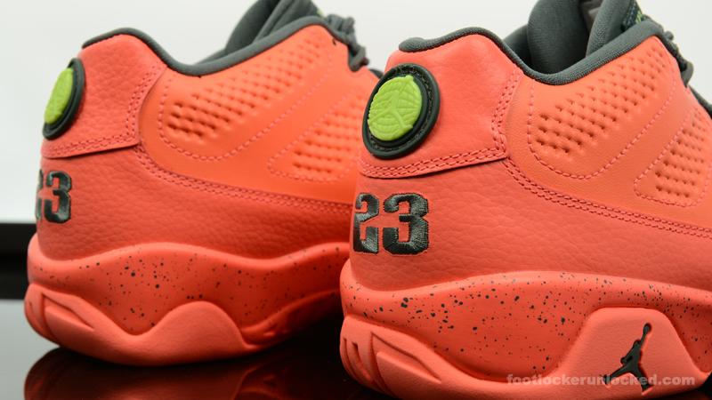 """wholesale dealer 1b752 33228 Air Jordan 9 Retro Low """"Bright Mango"""" – Foot Locker Blog"""