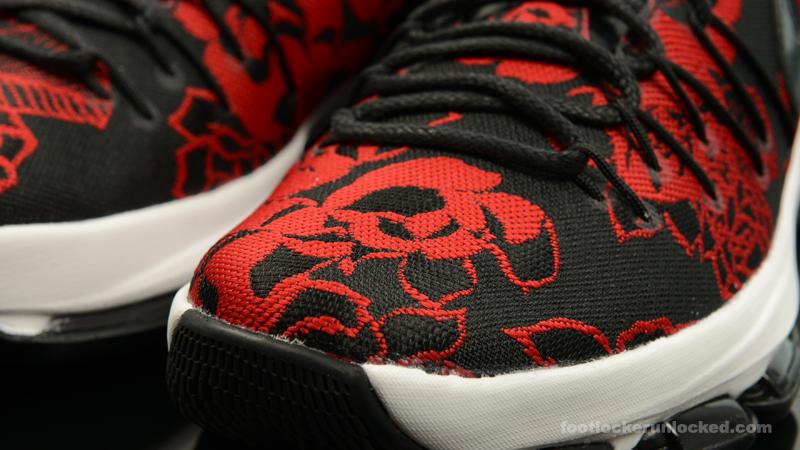 pretty nice 90025 3b690 ... Foot-Locker-Nike-KD-8-EXT-Floral-7 ...