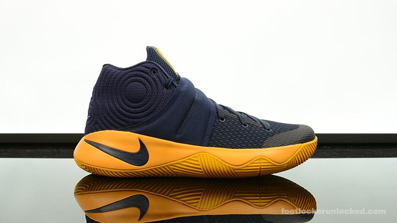 "d08be2ca3a622 Nike Kyrie 2 ""Cavs"" – Foot Locker Blog"