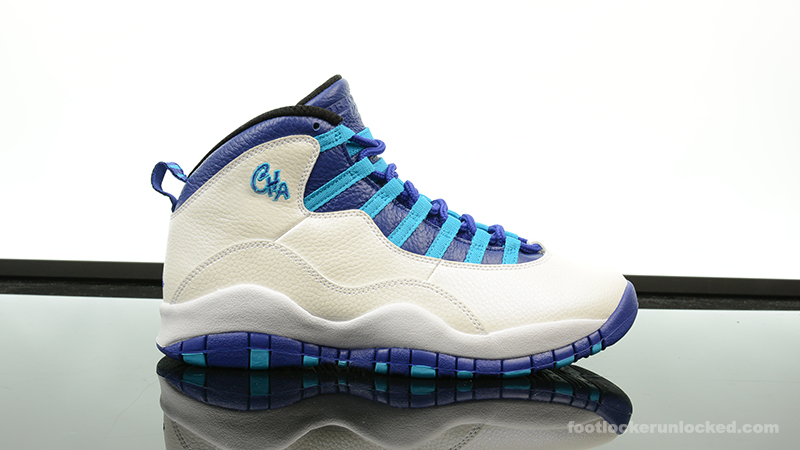 "finest selection c7805 05fd5 Air Jordan 10 Retro ""Charlotte"" – Foot Locker Blog"