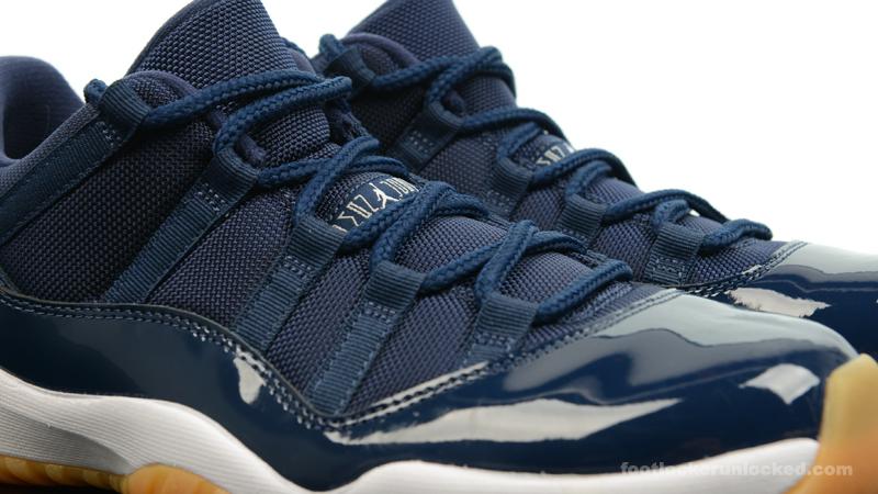 premium selection 0fef3 41c74 ... Foot-Locker-Air-Jordan-11-Retro-Navy-Gum-