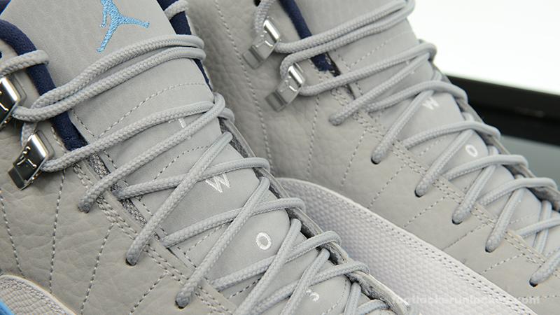 """70a71617293d73 Air Jordan 12 Retro """"Wolf Grey"""" – Foot Locker Blog"""