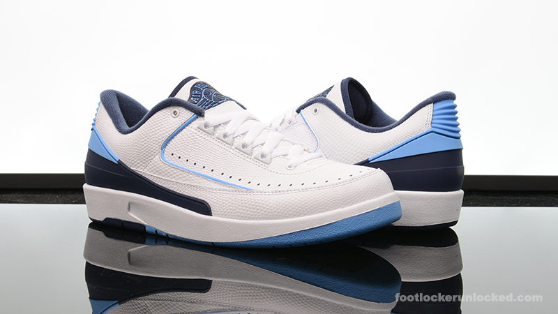 "ca42902ad6f668 Air Jordan 2 Retro Low ""Midnight Navy"" – Foot Locker Blog"