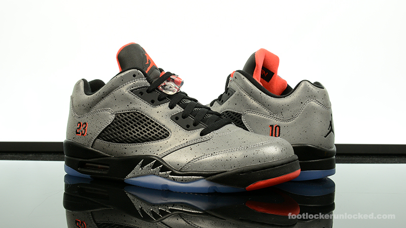 "d8a02d318f49 Air Jordan 5 Retro Low ""Neymar"" – Foot Locker Blog"