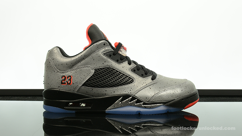"c32001da8 Air Jordan 5 Retro Low ""Neymar"" – Foot Locker Blog"