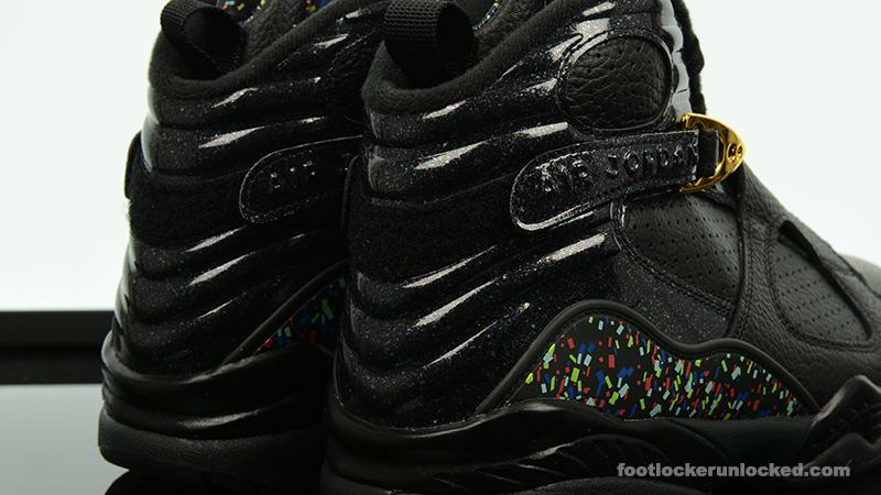 detailed pictures 76dd2 d3ac2 ... authentic foot locker air jordan 8 retro confetti 8 1fdf5 b53f4
