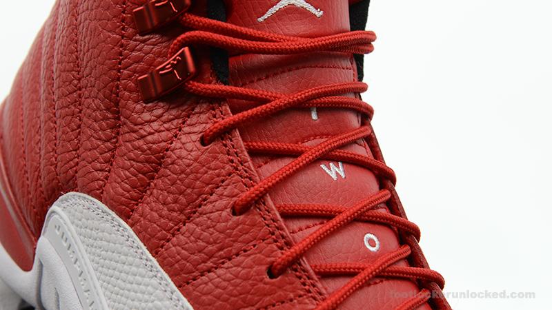 "size 40 764d0 58fec Air Jordan 12 Retro ""Gym Red"" – Foot Locker Blog"