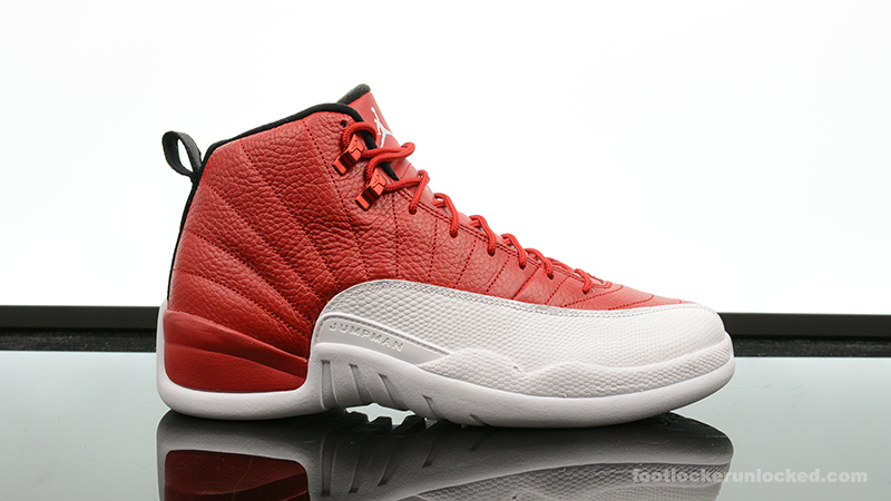 "33d6db7465bfec Air Jordan 12 Retro ""Gym Red"" – Foot Locker Blog"