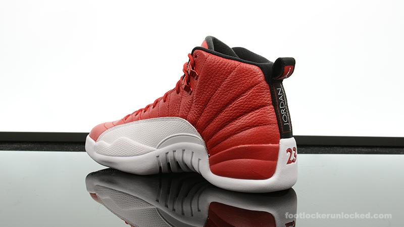 "size 40 c1361 7ab1c Air Jordan 12 Retro ""Gym Red"" – Foot Locker Blog"