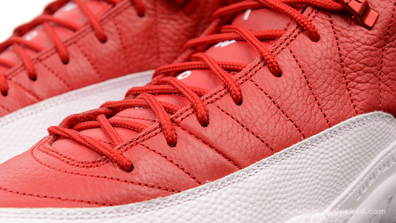 jordan 12 gym red foot locker