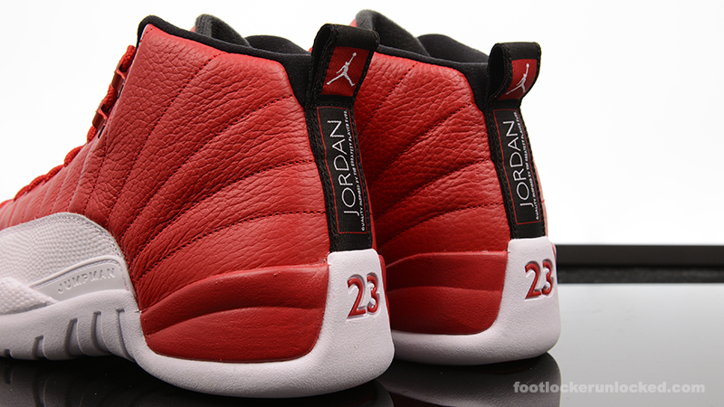 "size 40 44534 83365 Air Jordan 12 Retro ""Gym Red"" – Foot Locker Blog"