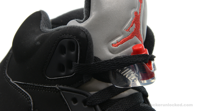 89199e3ba9a8e9 Air Jordan 5 Retro OG Black Metallic Silver – Foot Locker Blog