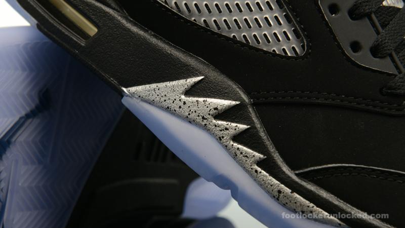official photos e7443 95012 ... Foot-Locker-Air-Jordan-5-Retro-OG-Black-