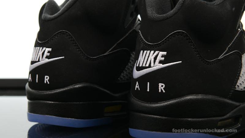 c9fff2e12efaf1 Air Jordan 5 Retro OG Black Metallic Silver – Foot Locker Blog