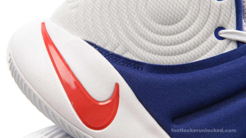 """low priced 9034c 22a15 Nike Kyrie 2 """"Red, White & Blue"""" – Foot Locker Blog"""