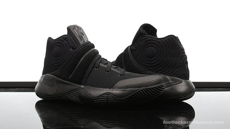 new style 6365d 61d0b Nike Kyrie 2 Triple Black – Foot Locker Blog