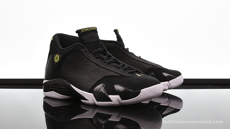 "9f350160db0619 Air Jordan 14 Retro OG ""Indiglo"" – Foot Locker Blog"